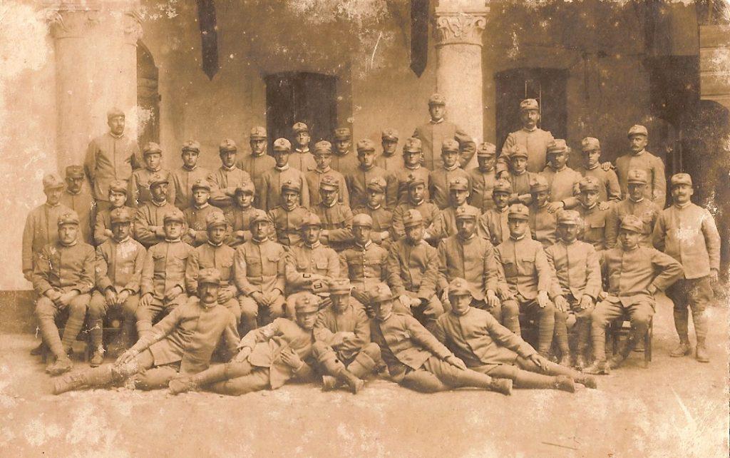 20.6.1919 Légia Č.-S. Domobrany